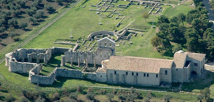 Parco Archeologico e Abbazzia SS. Trinità di Venosa