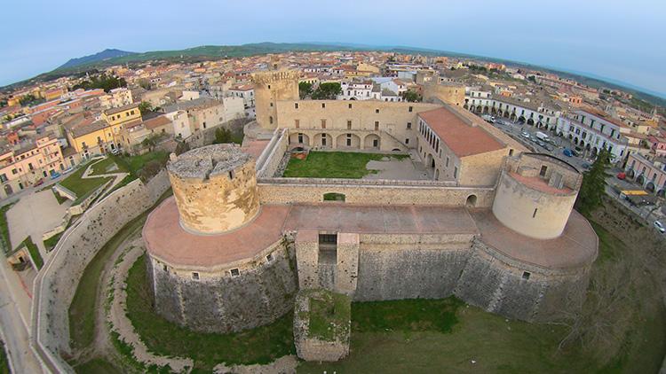 Castello Pirro del Balzo - Venosa