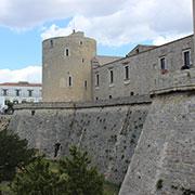 Il Castello ducale del Balzo - Venosa