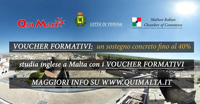 Qui Malta - Studia l'inglese a Malta