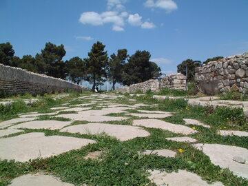Particolare Parco Archeologico - Venosa