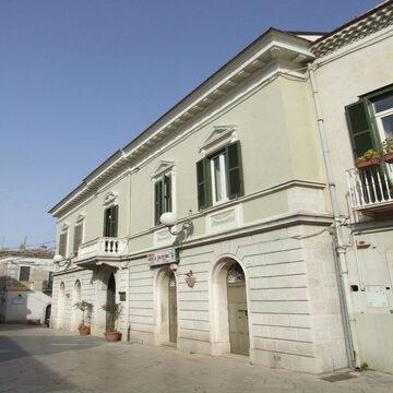 Palazzo del Balì - Venosa