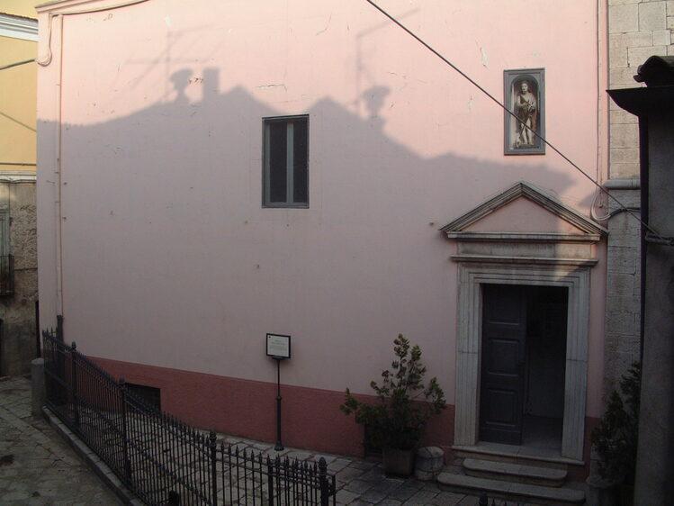 Chiesa di San Giovanni - Venosa
