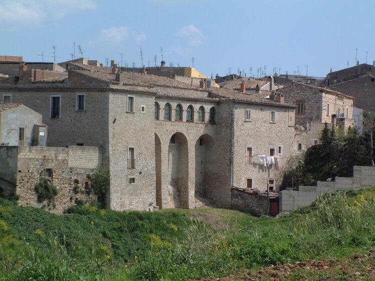 Palazzo del Capitano o del Comandante - Venosa