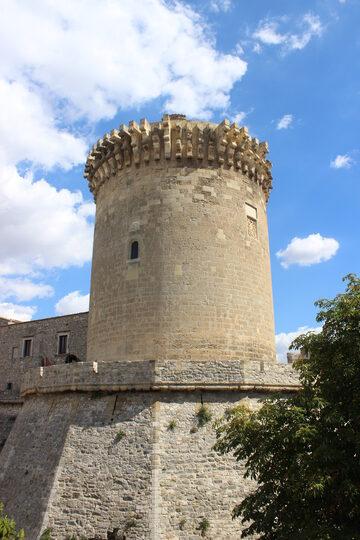 Torre Castello ducale - Venosa