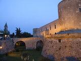 Fossato Castello ducale del Balzo - Venosa