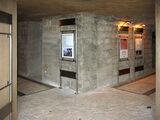 Interno Catacombe Ebraico - Cristiane  - Venosa