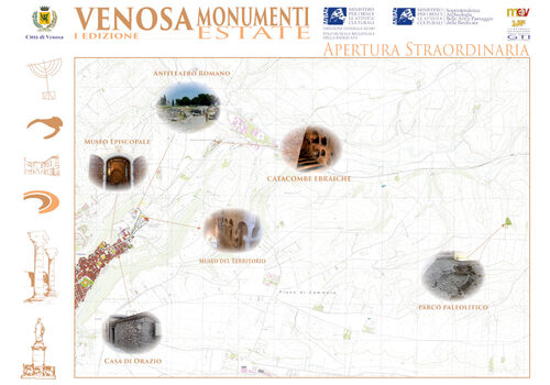 Venosa Monumenti Estate - 1^ Edizione