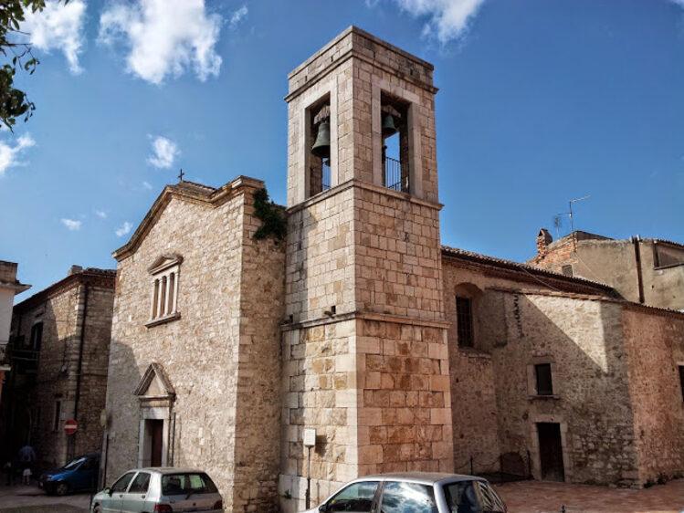 Chiesa di Santa Maria della scala - Venosa