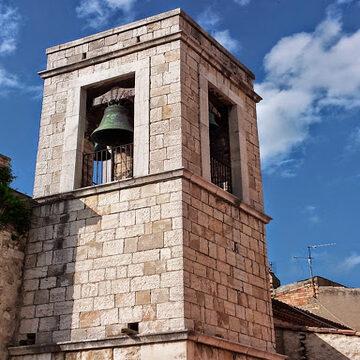 Campanile Chiesa di Santa Maria della scala - Venosa