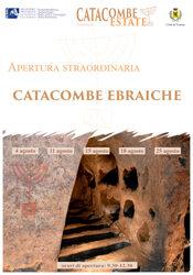 Catacombe Ebraiche