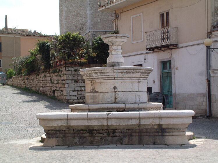 Fontana San Marco - Venosa
