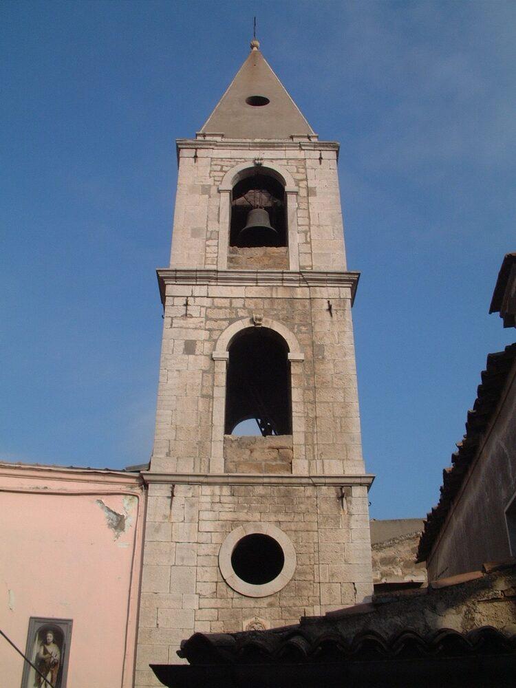 Campanile Chiesa di San Giovanni - Venosa
