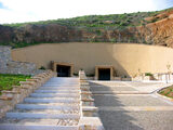 Ingresso Catacombe Ebraico - Cristiane - Venosa