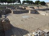 Particolare Terme Parco Archeologico - Venosa