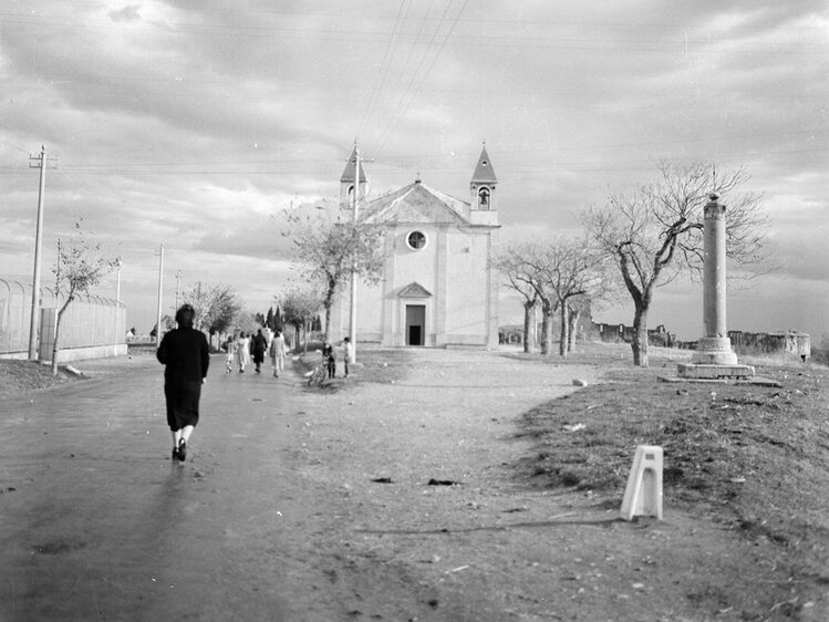 Chiesa di San Rocco - Venosa