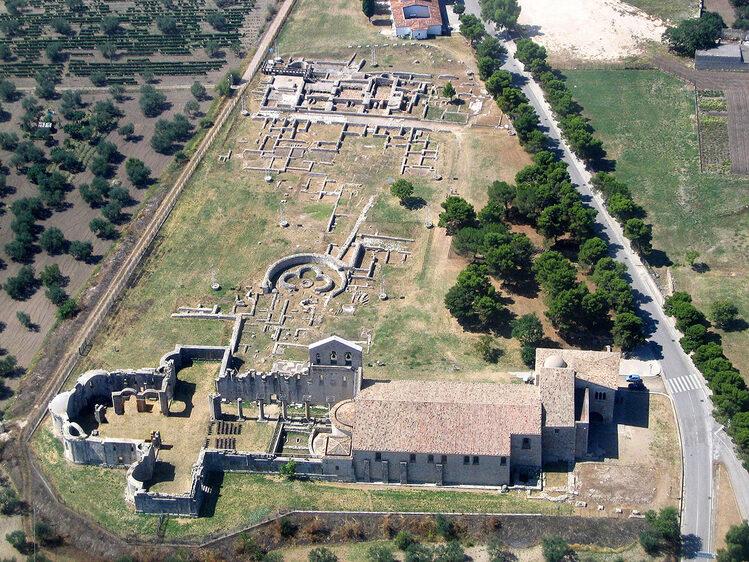Abbazia SS. Trinità e Area Archeologica di Venosa