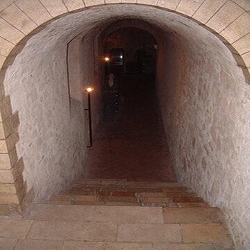 Ingresso Cripta Cattedrale di Sant'Andrea - Venosa