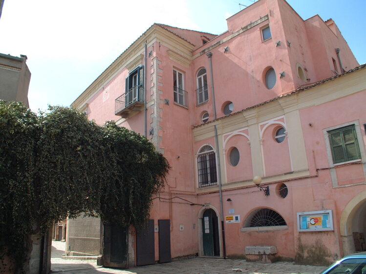 Palazzo Rapolla - Venosa